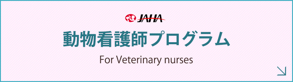 動物看護師プログラム