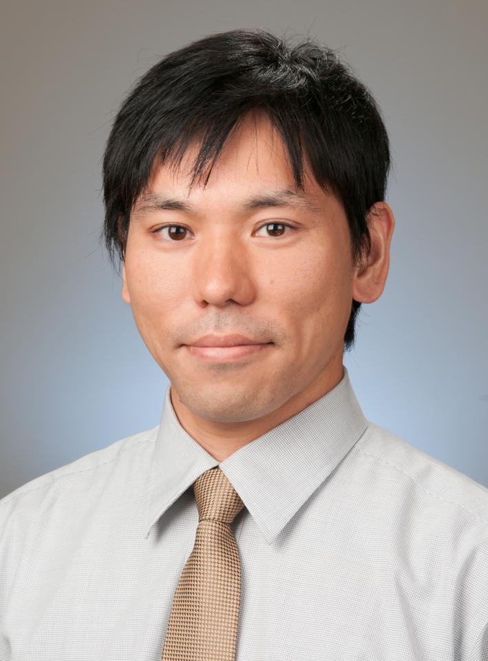 上田 先生写真